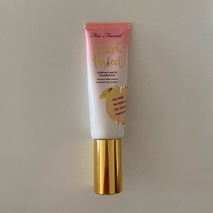 Peach Perfect Too Faced Comfort Matte Foundation